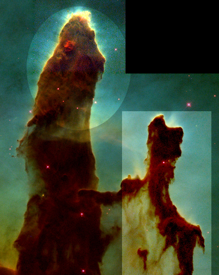 Nebula Face in Photos (page 2) - Pics about space